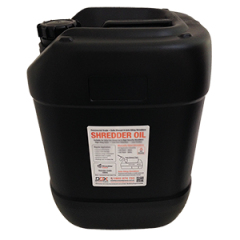 Bulk Shredder Oil 20L