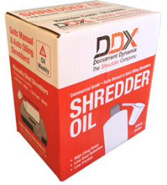 Shredder Oil K 5x 500ml Auto Oiling Systems