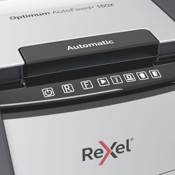 Rexel Optimum AutoFeed+ 150X - 150 Sheet Auto Feed