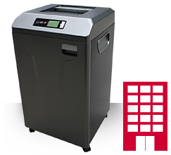 Paper shredders suited for large office's